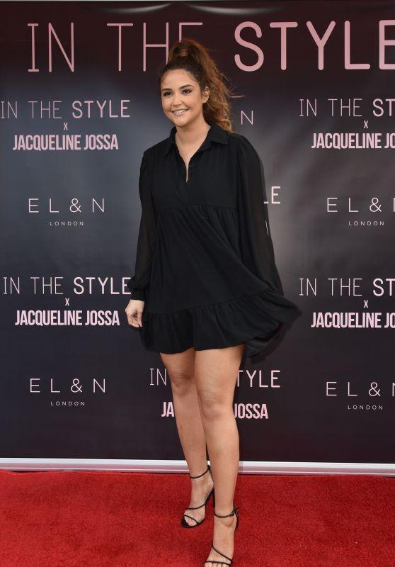 Jacqueline Jossa – In The Style x Jacqueline Jossa Launch Party in London 02/27/2020