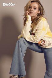 Jade Pettyjohn - Bello Magazine Photoshoot March 2020
