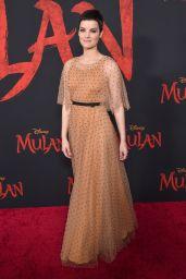 """Jaimie Alexander – """"Mulan"""" Premiere in Hollywood"""