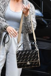 Jennifer Lopez in Casual Outfit - Miami 03/07/2020