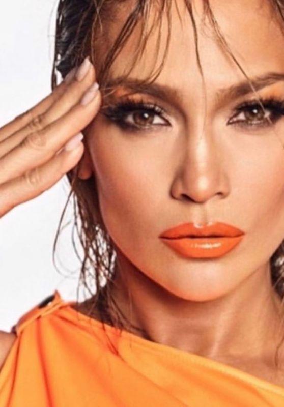 Jennifer Lopez - Social Media 03/25/2020