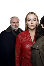 """Jodie Comer, Sandra Oh, Fiona Shaw - """"Killing Eve"""" Season 3 Promotional Pics and Poster"""
