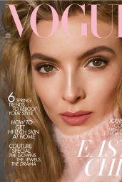 Jodie Comer - Vogue UK April 2020