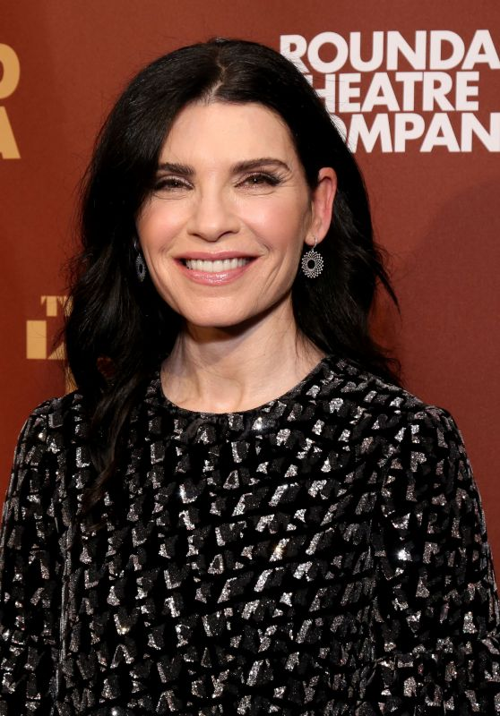 Julianna Margulies – Roundabout Theater's 2020 Gala in NYC
