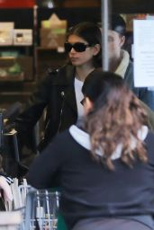 Kaia Gerber and Cara Delevingne - Shopping at Erewhon in West Hollywood 03/22/2020