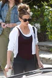 Kate Beckinsale - Heading to the Gym in Los Angeles 03/11/2020