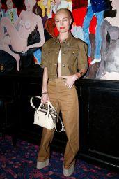 Kate Bosworth – Chloe Dinner at Paris Fashion Week 02/27/2020