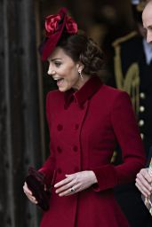 Kate Middleton - Commonwealth Service at Westminster Abbey 03/09/2020