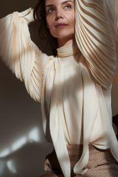 Katie Holmes - InStyle Magazine April 2020