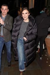 Keira Knightley - Out in London 03/09/2020