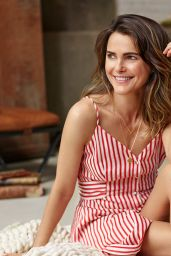 Keri Russell - Shape Magazine April 2020 Cover and Photos