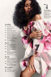 Kerry Washington - InStyle Magazine Australia April 2020 Issue