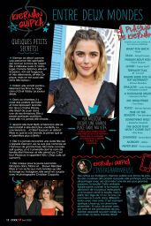 Kiernan Shipka - Cool Magazine Canada April 2020 Issue