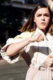 Kiernan Shipka - Marie Claire Malaysia March 2020 Photos