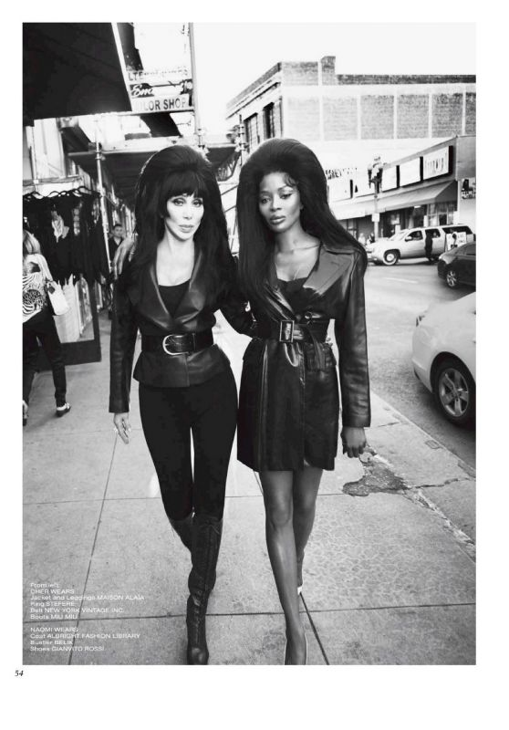 Kim Kardashian, Cher and Naomi Campbell – CR Fashion Book #16 Spring / Summer 2020