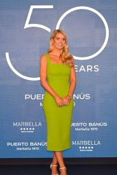 "Kitty Spencer - ""Puerto Banus"" 50th Anniversary in Marbella 02/27/2020"