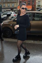 Kourtney Kardashian – Out in Paris 03/02/2020