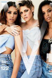 Kristen Stewart, Naomi Scott and Ella Balinska – V Magazine Winter 2019 Issue