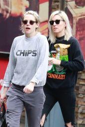 Kristen Stewart - Out in Los Feliz 03/09/2020