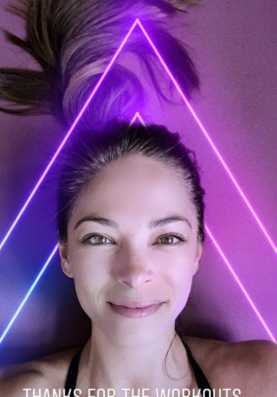 Kristin Kreuk - Social Media 03/21/2020