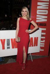 "Larissa Eddie - ""Pretty Woman: The Musical"" Press Night in London 03/02/2020"