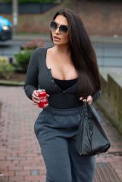 Lauren Goodger - Out in Essex 03/23/2020
