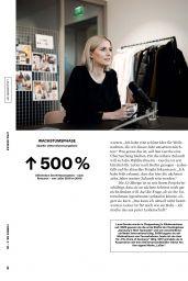 Lena Gercke - Forbes Magazine February 2020 Issue