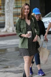 Liana Liberato - Out in West Hollywood 03/09/2020