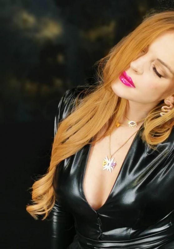 Lindsay Lohan - Social Media 03/16/2020