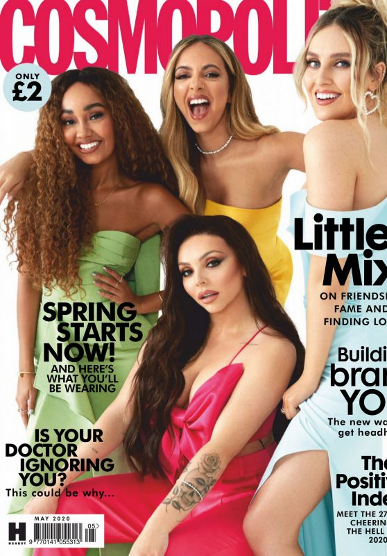 Little Mix - Cosmopolitan Magazine UK May 2020 Issue