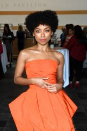 Logan Browning – National Women's History Museum Women Making History Awards 2020