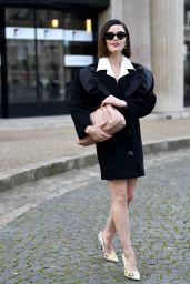 Lucy Hale - Miu Miu Fashion Show in Paris 03/03/2020