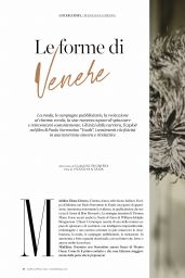 Madalina Ghenea - Maxim Italy March/April 2020 Issue