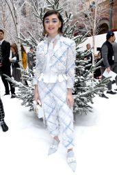 Maisie Williams - The Thom Browne Show at Paris Fashion Week 03/01/2020