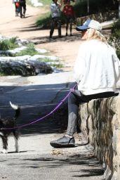 Malin Akerman - Griffith Park in LA 03/23/2020
