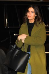 Mandy Moore - Arriving at Her Hotel in NYC 03/14/2020