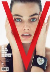 Margot Robbie – V Magazine #123 Spring Preview 2020 Issue