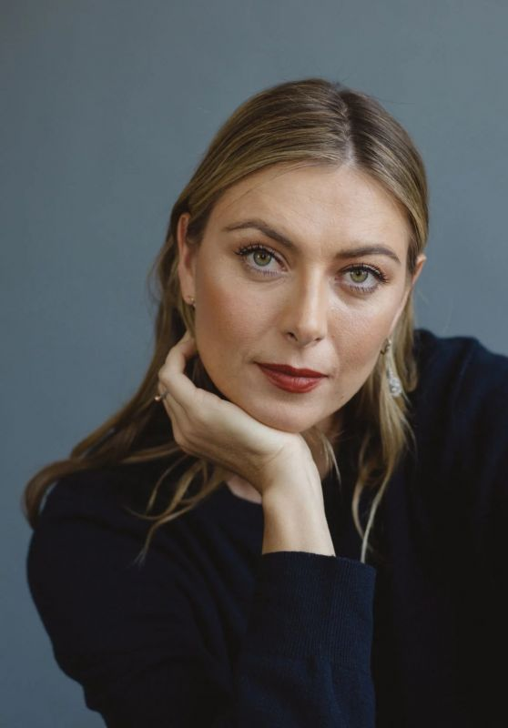 Maria Sharapova - New York Times Photoshoot 2020