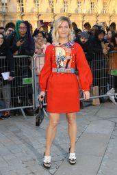 Marina Fois – Louis Vuitton Show at Paris Fashion Week 03/03/2020