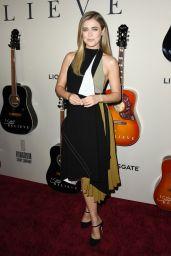 "Melissa Roxburgh - ""I Still Believe"" Premire in LA"
