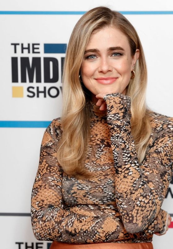 Melissa Roxburgh - The IMDB Show 03/09/2020
