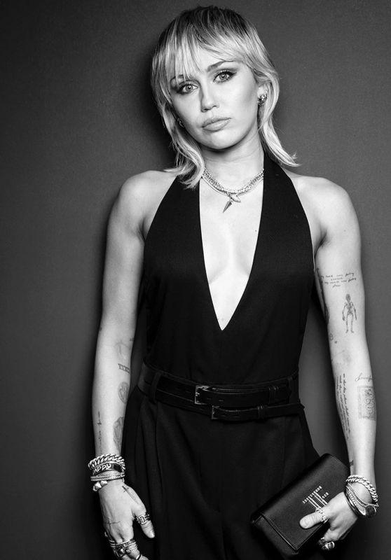 Miley Cyrus - Live Stream 03/18/2020