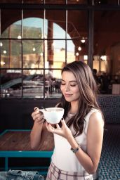 Miranda Cosgrove - Carolina Palmgren Photoshoot March 2020
