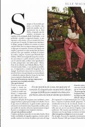 Miranda Kerr - ELLE Spain April 2020 Issue