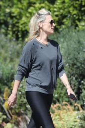 Molly Sims - Out in Brentwood 03/28/2020