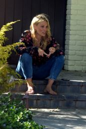 Molly Sims - Pacific Palisades 03/25/2020