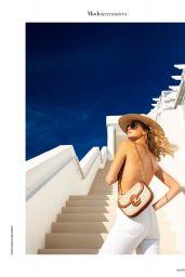 Nadine Leopold - Madame Figaro 03/06/2020 Issue