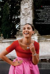 Naomi Scott - ELLE Magazine Italy March 2020 Issue