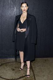 Naomi Scott – Givenchy Show at Paris Fashion Week 03/01/2020