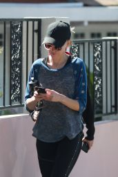 Naomi Watts - Out in Los Angeles 03/21/2020